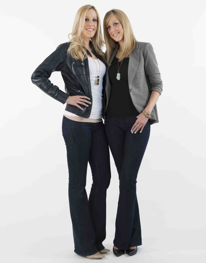 TallWater Jeans' Founders Lynn Janicki and Kate Johnson