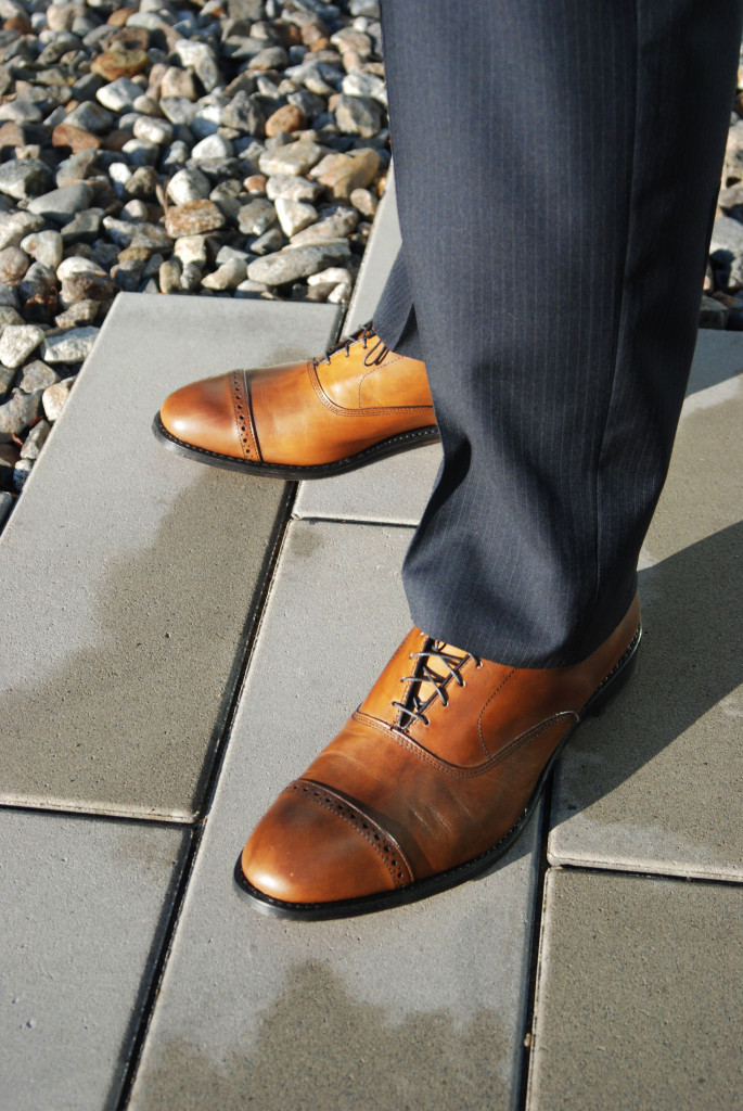 The Height of Style   The Next-to-Custom Dress Shoe  An Allen ... 9fc2ee69141